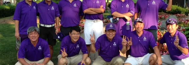 関西3大学OB親善ゴルフ大会